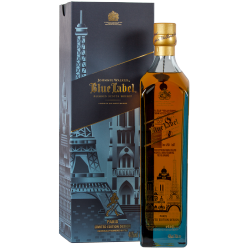 Johnnie Walker Blue Label Edition Limitée Paris