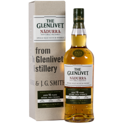 The Glenlivet Nadura 16 ans