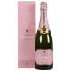 Lanson Rose Label