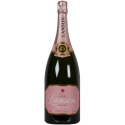Lanson Rose Label Magnum