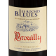 Brouilly Les Roches Bleues 2016