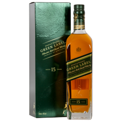 Johnnie Walker Green Label 15 ans